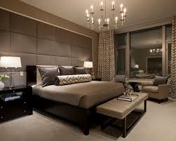 trendy bedroom decorating ideas home design: bedroom modern wallpaper luxury bedside furniture ideas sets decorating paint colors black and taupe modern bedroom interior lighting decor design candelier