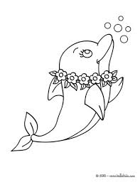 Small Picture Dolphin out coloring pages Hellokidscom