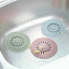 Sink Sewer <b>Filter Silicone</b> Floor Drain Strainer Water Hair Stopper ...