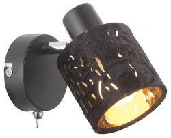 Бра <b>Globo</b> Lighting <b>Troy 54121-1</b>, с выключателем, 40 Вт — купить ...