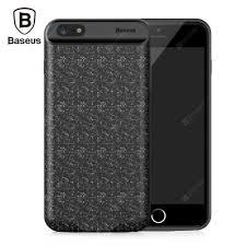 <b>Baseus</b> Plaid 5000mAh Power Bank Case for iPhone 6 / 6s Sale ...