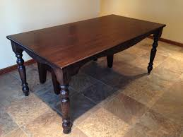 Hickory Dining Room Table Kinggeorgehomescom Discover And Download Home Interior Design