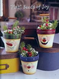 Image result for christmas white flowers tiny pot