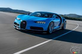 Bugatti Chiron, one of 2016's most <b>stunning new models</b> | Car News ...