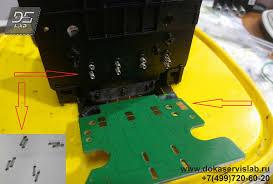 Восстановление печатающей <b>головки</b> HP №711 для <b>плоттеров</b> ...