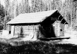 Kintla Lake Ranger Station