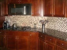 kitchen backsplash stainless steel tiles: palomino glass amp stainless steel mosaic tile kitchen backsplash