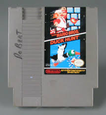 Video game:Nintendo Super Mario Bros./<b>Duck Hunt</b> - Nintendo ...