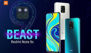 Redmi Note 9S. New World Hit.