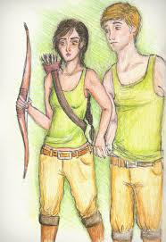 katniss x peeta hunting by raskina on katniss x peeta hunting by raskina katniss x peeta hunting by raskina