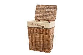 <b>Купить Корзина</b> для белья с крышкой <b>Tony</b> Basket с доставкой по ...