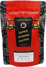 Maximum Charge: <b>Super Strong Coffee</b> from Robusta Beans ...