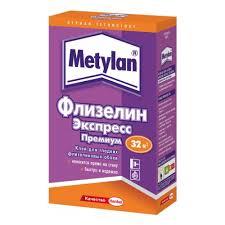 <b>Обойный клей Metylan ФЛИЗЕЛИН</b> Экспресс Премиум, 285г ...