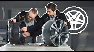 Битва деталей Mercedes-Benz: испытание <b>колесных дисков</b> ...