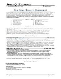 resume examples realtor resume sample for professional profile   resume examples realtor resume sample for real estate property management w areas of expertise in