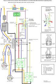dual tank selector wiring diagram