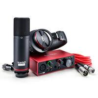 Оборудование Focusrite для звукозаписывающих студий: купить ...