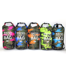 Lightweight <b>Camouflage PVC Waterproof Dry Bag</b> - Weihai ...
