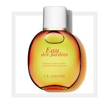 <b>Eau des Jardins</b>, Best Summer Scent Fragrance - <b>Clarins</b>