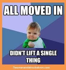 Moving Memes on Pinterest | Two Men, Moving Day and Trucks via Relatably.com