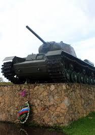 <b>Танк КВ-1с</b>: памятник