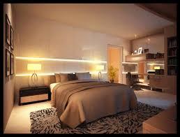 small bedroom lighting design