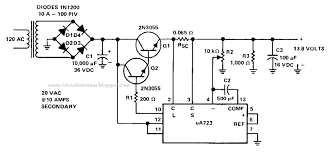v regulated power supply circuit diagram    v variable    simple amp regulated power supply circuit diagram moresave image
