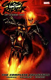 <b>Ghost Rider</b> By Daniel Way Complete Collection TP New <b>Printing</b>