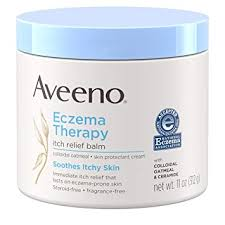 Aveeno Eczema Therapy Itch Relief Balm with ... - Amazon.com