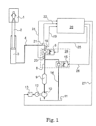 patent us6742629 valve control unit for a hydraulic elevator on simple elevator schematic drawings