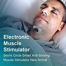 WAIDLY <b>Snore Circle Smart</b> Anti Snoring - Snoring Muscle ...