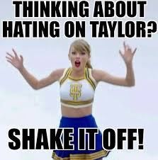 Taylor Swift Shake It Off | мєℓαиιє'ѕ вσαя∂ | Pinterest ... via Relatably.com