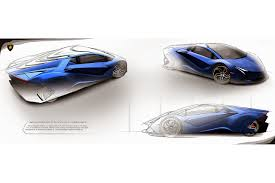 lamborghini halcon concept lamborghini halcon 12 hr image at early design essays on the lamborghini halcon concept