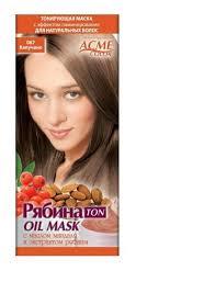 Acme-Color Рябина TON Oil Mask <b>Тонирующая маска для</b> волос ...