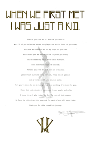 scanned kobe bryant retirement letter when i first met you i was scanned kobe bryant retirement letter when i first met you i was just a kid passed out at the 11 29 game games gadgets gizmos