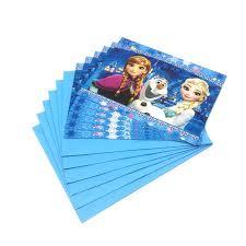 High Quality <b>Disney Frozen 6pcs</b>/Lot Greeting Card Invitation Card ...
