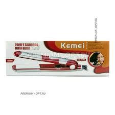 Утюжок для волос <b>Kemei KM</b>-<b>1289</b> оптом – купить в Москве по ...