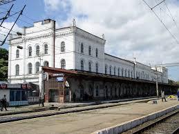 Suceava railway station