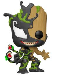 <b>Фигурка Funko POP</b>! <b>Bobble</b>: Marvel: Marvel Venom S3: Groot ...