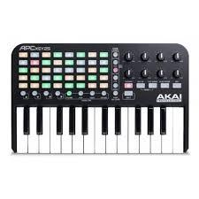 Миди-<b>клавиатура Akai Pro APC</b> Key 25 USB, <b>AKAI</b> в Москве ...