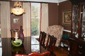 wall color ideas oak: cool dining room color ideas with oak trim