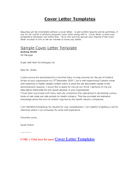 Word Cover Letter Template Mac   Cover Letter Templates