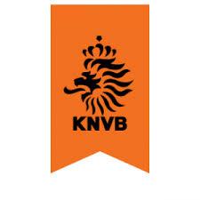 Afbeeldingsresultaat voor logo knvb 2016