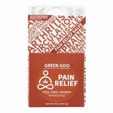 Green Goo Natural Pain Relief Large Salve Tin ... - Fry's Food Stores