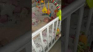 Обзор на кроватку <b>Кровать Mr Sandman</b> Pocket - YouTube