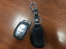 Первый <b>аксессуар</b>. <b>Чехол для ключа</b>. — Hyundai Tucson, 2.0 л ...