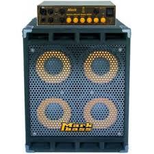 <b>Басовый усилитель Markbass</b> STD104HF & <b>Little</b> Mark Tube 800 в ...