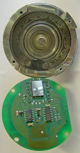encoder glass disk 033 0512 8
