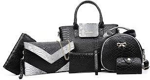 PERHAPS U Large Purses and Handbags Sets for ... - Amazon.com