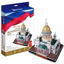 <b>CubicFun 3D Puzzle</b> 122h <b>Исаакиевский собор</b> | игрушки по ...